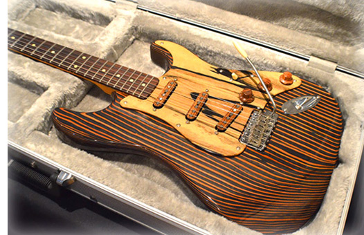 California Artist Guitars and Wiggins Brand