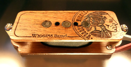 Wiggins Brand Pickups Uniquely Designed